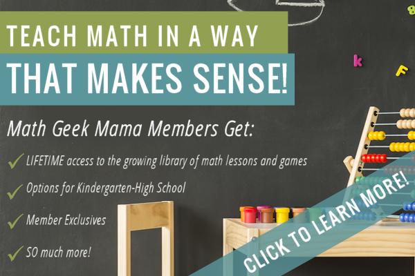 Math Geek Mama